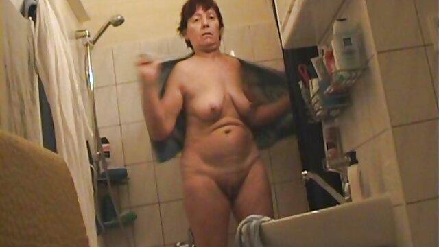 Una polla dura impide señoras mexicanas cogiendo que una guapa deportista termine sus ejercicios matutinos